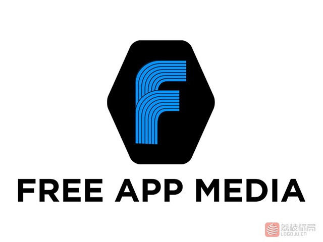 FREEappmedia传媒标志logo