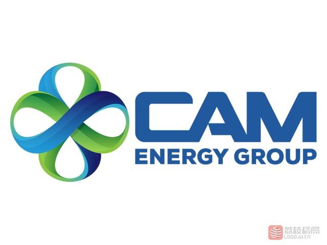 CAMenergy能源公司标志logo