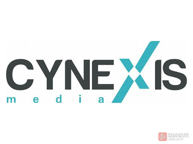 cynexis传媒标志logo