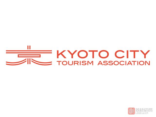 日本京都市观光协会新标志logo