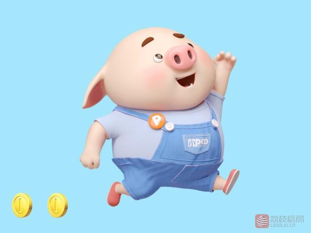 猪小屁卡通形象IP吉祥物