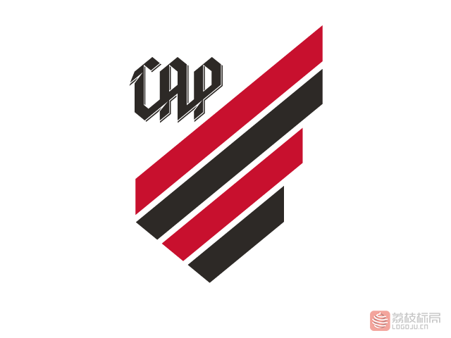 巴西巴拉纳竞技足球俱乐部新队徽标志logo