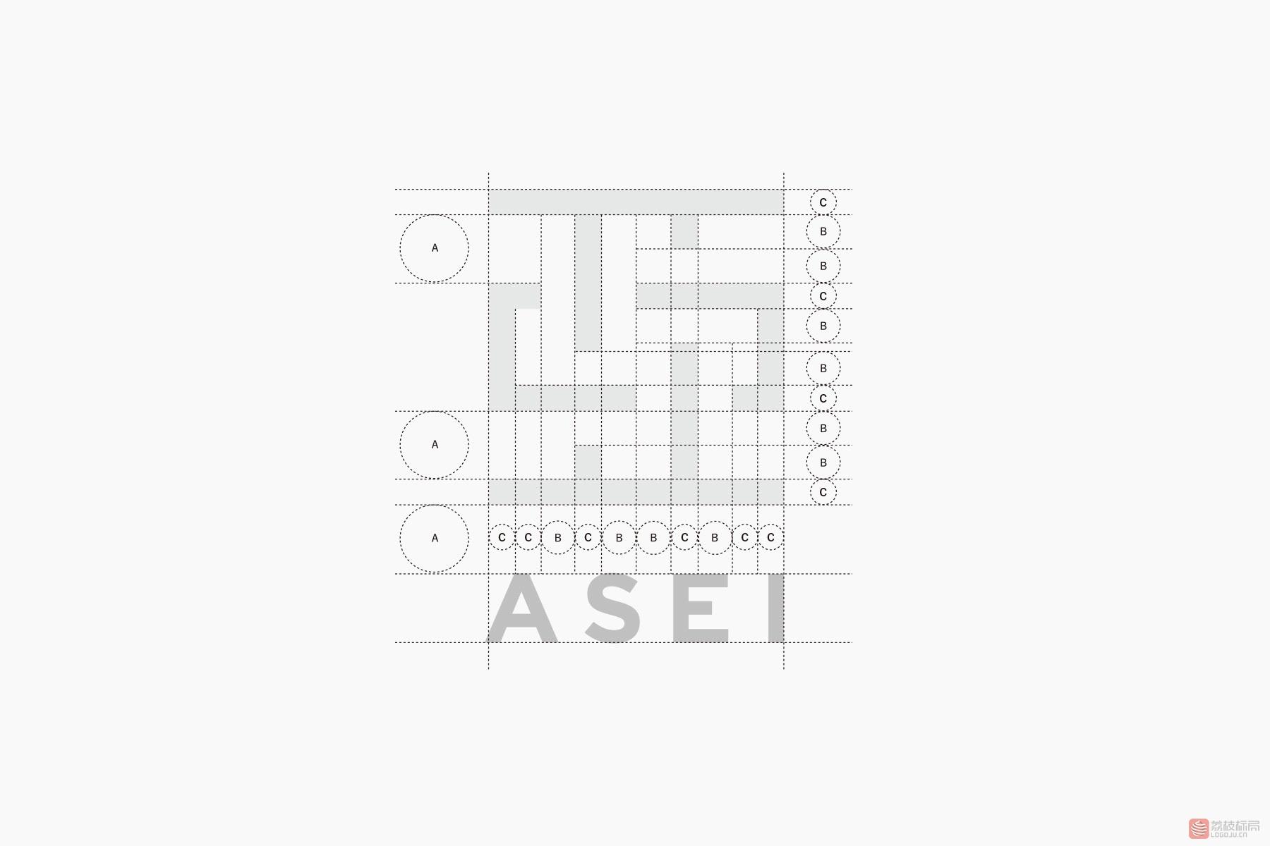 东京ASEI ARCHITECTS设计事务所标志logo