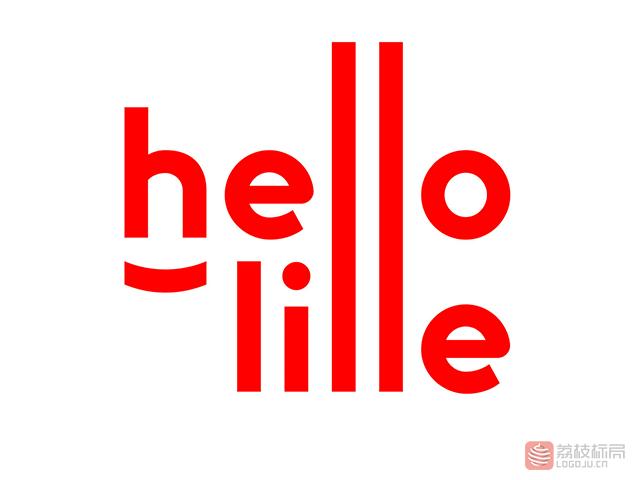 法国北部城市里尔Lille新标志logo