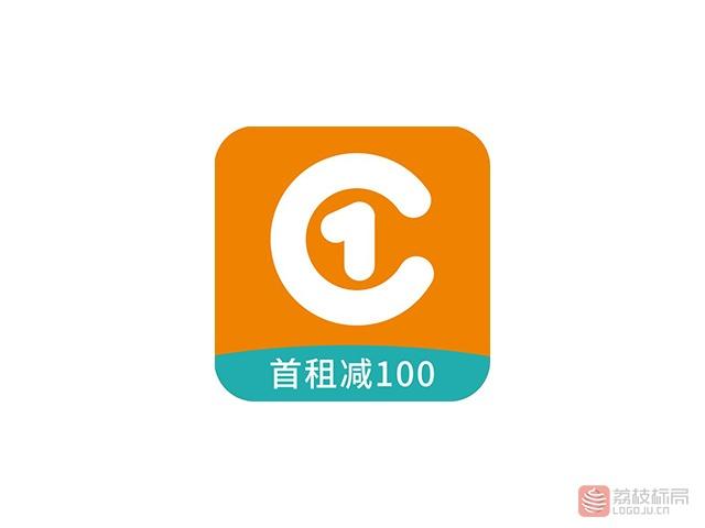 一嗨租车汽车租赁平台新标志logo