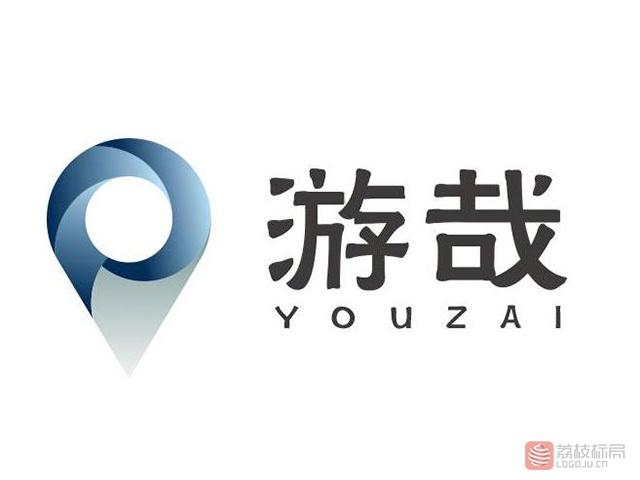 游哉youzai游戏标志logo