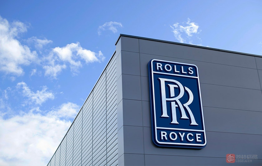 劳斯莱斯Rolls-Royce飞机发动机制造公司新标志logo