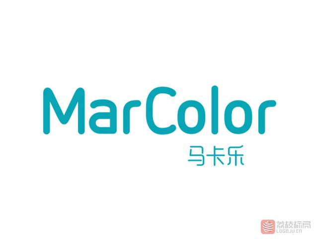 森马旗下童装品牌马卡乐marcolor标志logo