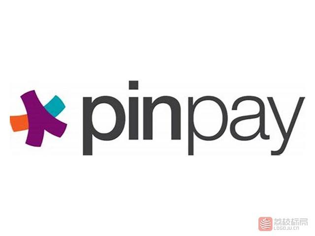 pinpay在线支付app标志logo