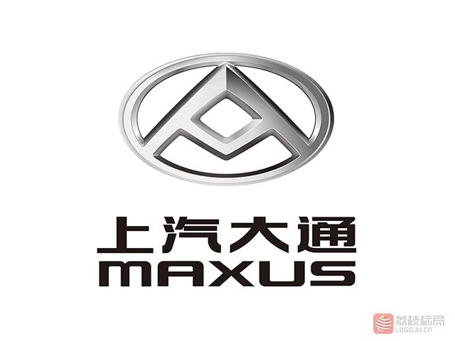 上汽大通MAXUS新标志logo