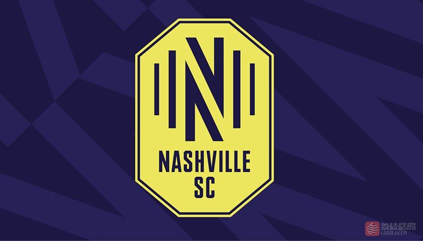 纳什维尔足球俱乐部NashvilleSC新队徽标志logo