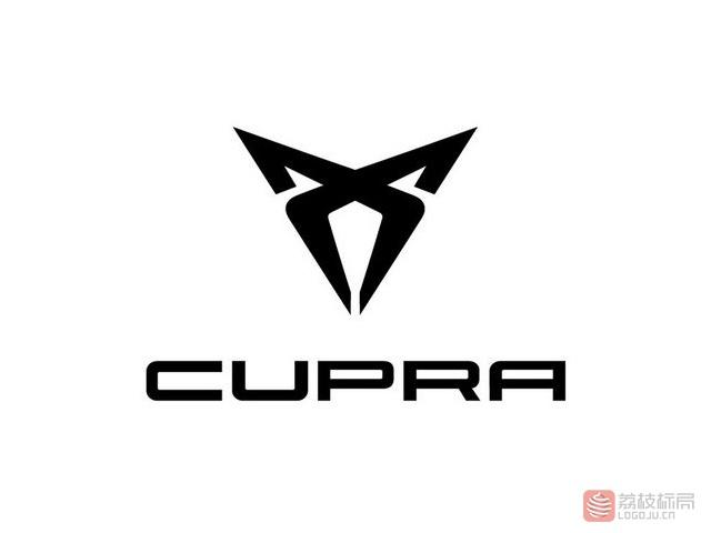 西雅特高性能子品牌Cupra标志logo