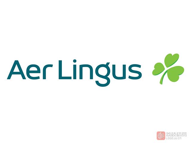 爱尔兰航空AerLingus新标志logo