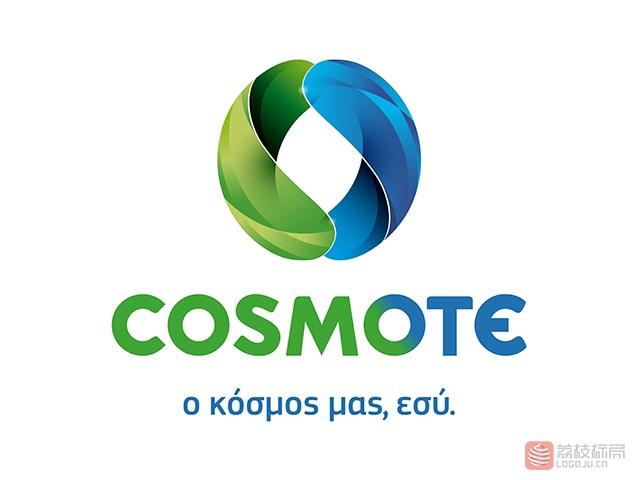 cosmote电信标志logo