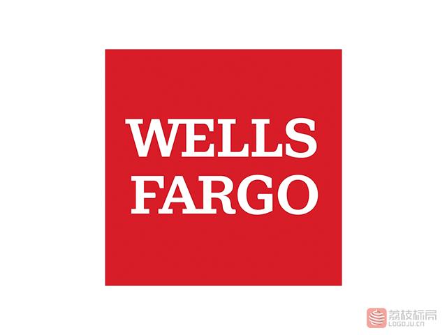 富国银行WELLSFARGO新标志logo