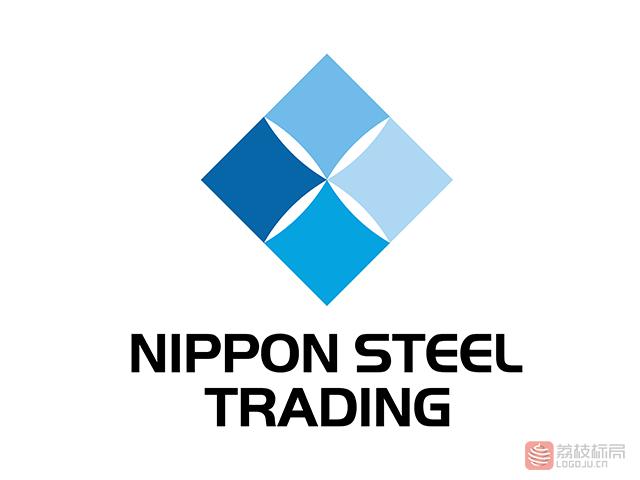 日本大型钢铁公司新日铁住金新标志logo