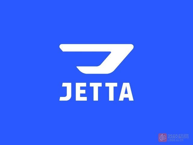 """大众全新品牌""""捷达""""新标志logo"""