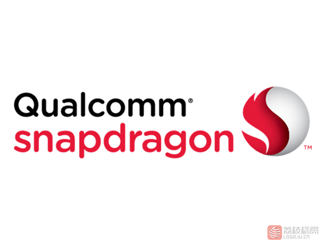高通骁龙qualcomm snapdragon处理器品牌标志logo