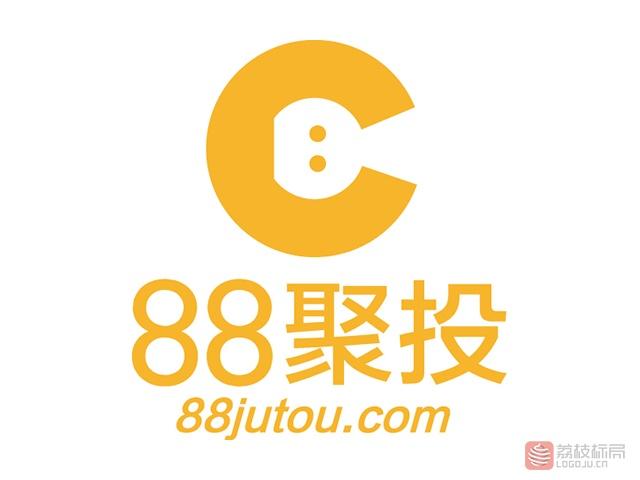 88聚投创业投资社区标志logo