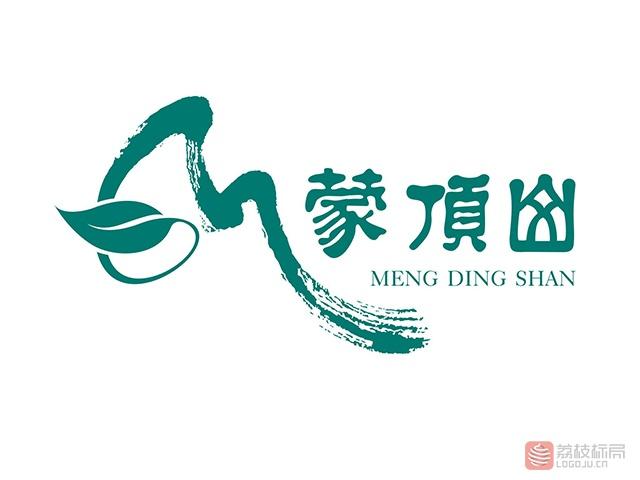 蒙顶山旅游标志logo