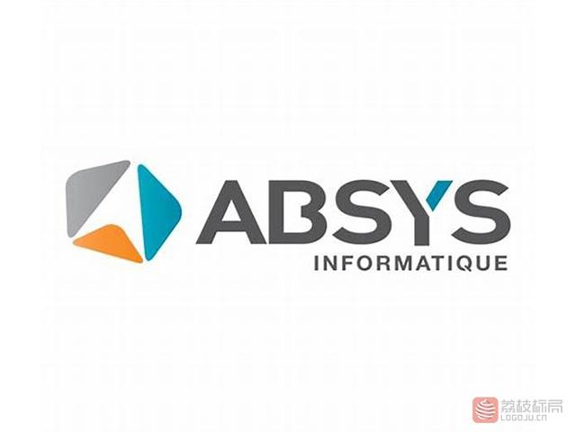 ABSYS informatique标志logo