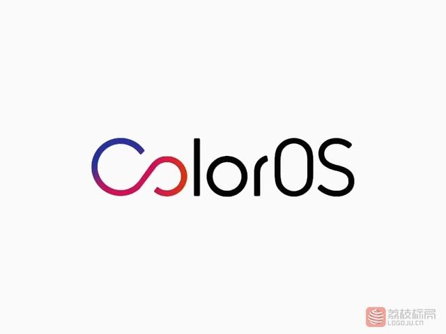 OPPO手机操作系统ColorOS2019标志logo