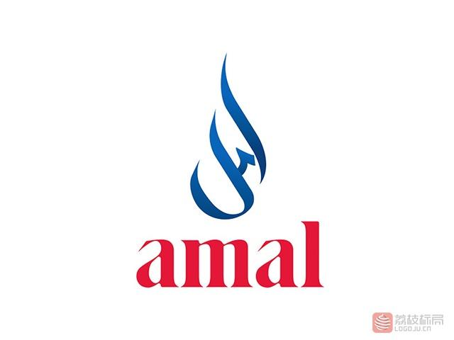 马来西亚航空公司旗下子公司Amal标志logo
