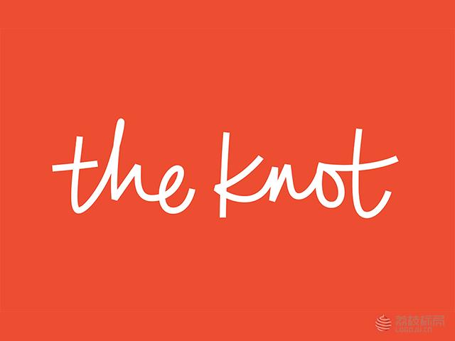 婚礼策划服务网站The Knot新标志logo