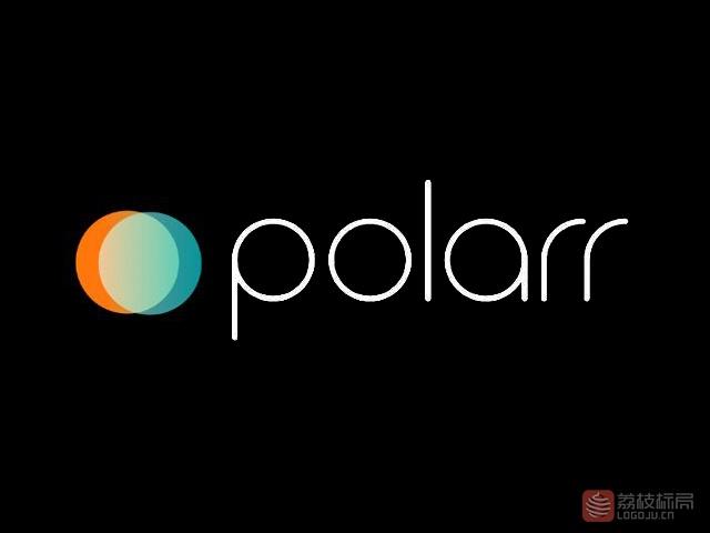 泼辣修图polarr修图软件app标志logo