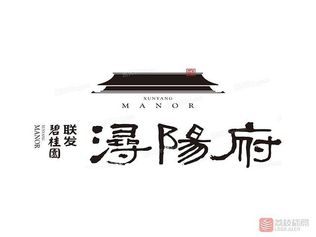 联发碧桂园浔阳府楼盘标志logo
