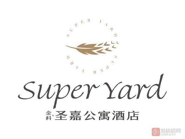 金科圣嘉公寓酒店标志logo