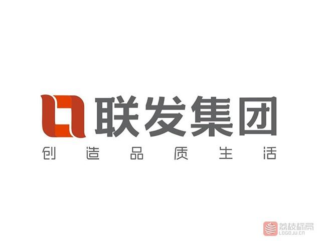 联发集团房地产运营商标志logo