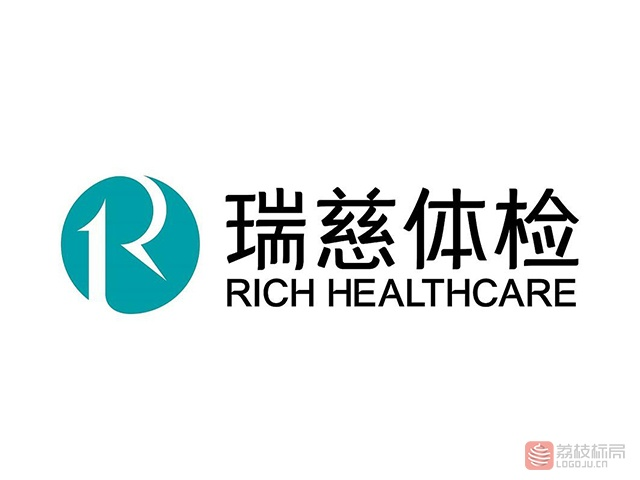 瑞慈体检标志logo