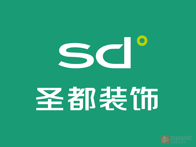 SD圣都装饰标志logo
