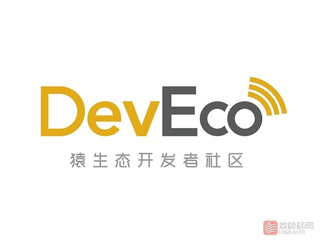 EevEco猿生态社区标志logo