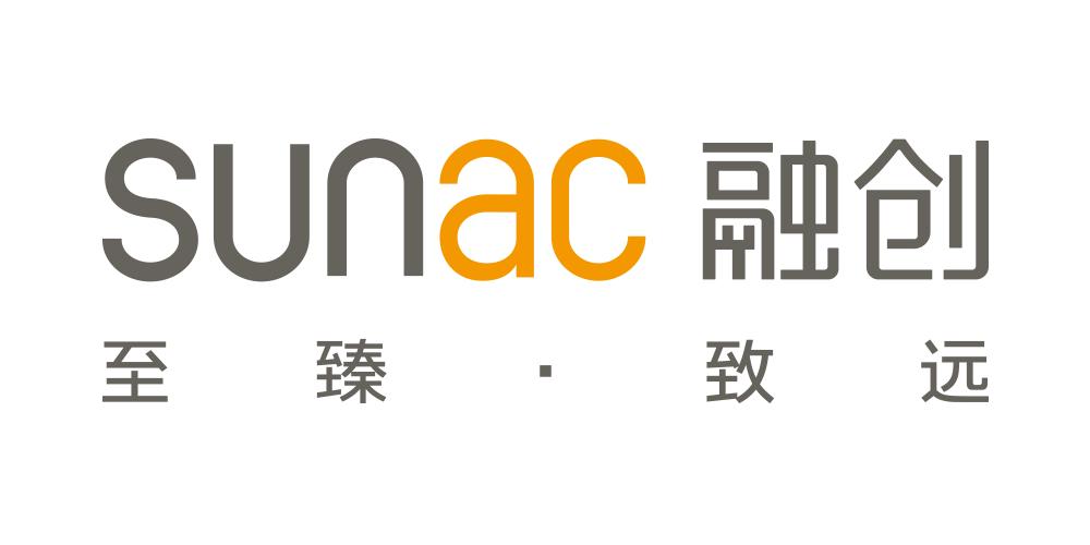 SUNAC融创中国地产商启用新标志LOGO