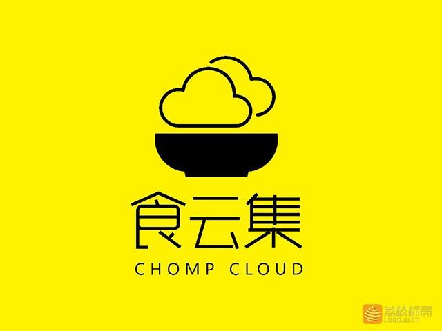 食云集标志logo
