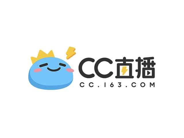 易旗下直播平台CC直播新标志logo