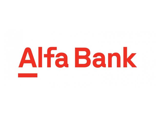 俄罗斯阿尔法银行Alfa-Bank新标志logo