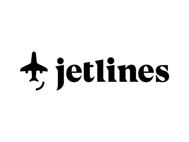 加拿大廉价航空公司Jetlines新标志logo