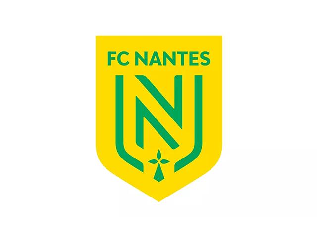 法国南特足球俱乐部FC Nantes新标志队徽logo