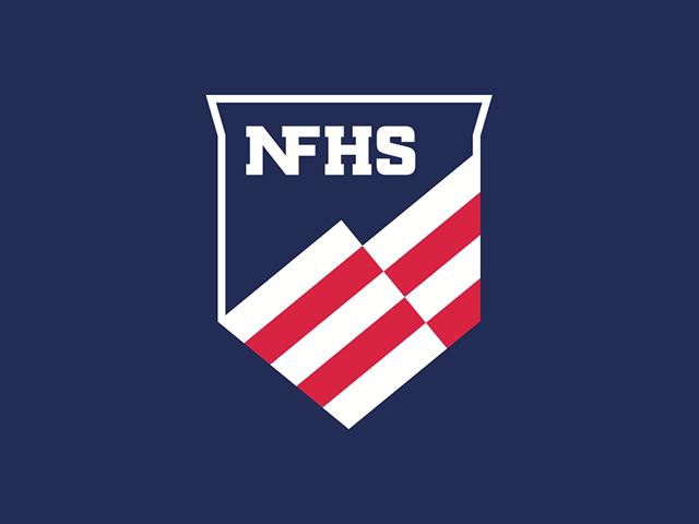 美国高中运动联盟NFHS新标志logo