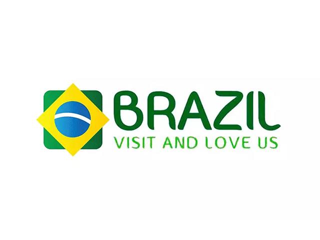 巴西旅游品牌新标志logo