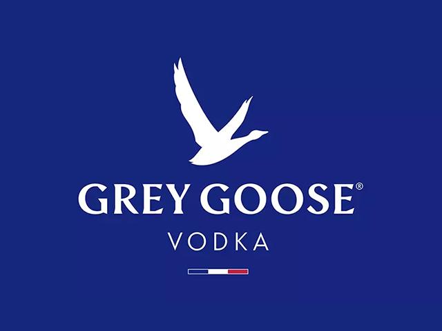 灰雁GreyGoose高端伏特加品牌新标志logo