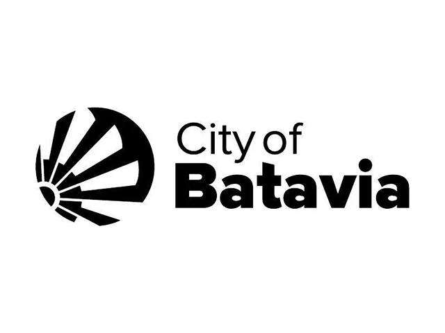 美国巴达维亚Batavia城市形象新标志logo