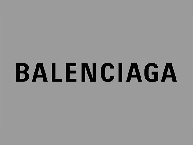 巴黎世家Balenciaga2019新标志logo