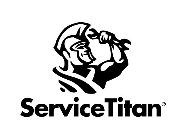 SERVICETITAN家庭服务软件标志logo