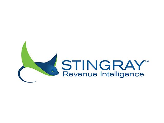 stingray软件公司标志logo
