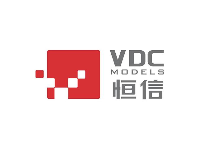 VDC models 恒信标志logo