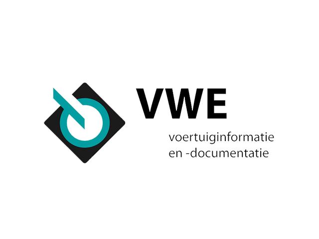 VWE标志logo
